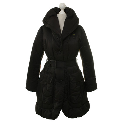 Blauer USA Down jacket in black