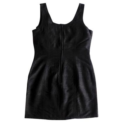 Moschino Minikleid in schwarz