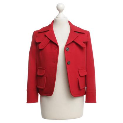 Gucci Blazer in rosso