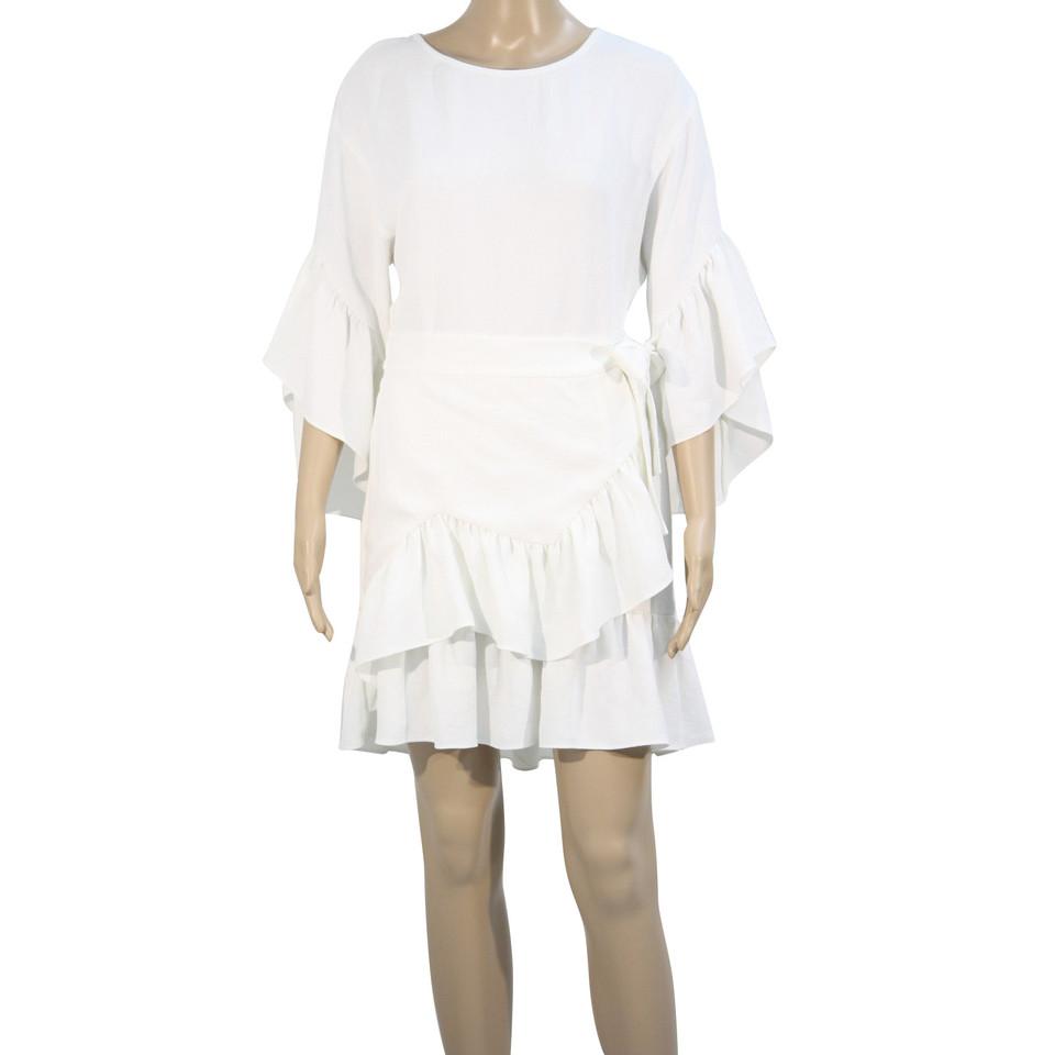 Maje Robe en blanc