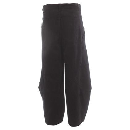 Henrik Vibskov Black corduroy pants