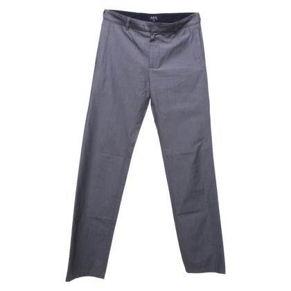 A.P.C. trousers in grey