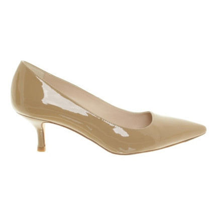 L.K. Bennett pumps patent leather