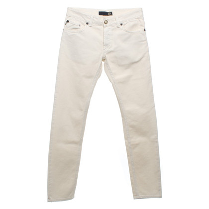 Just Cavalli Jeans in Creme