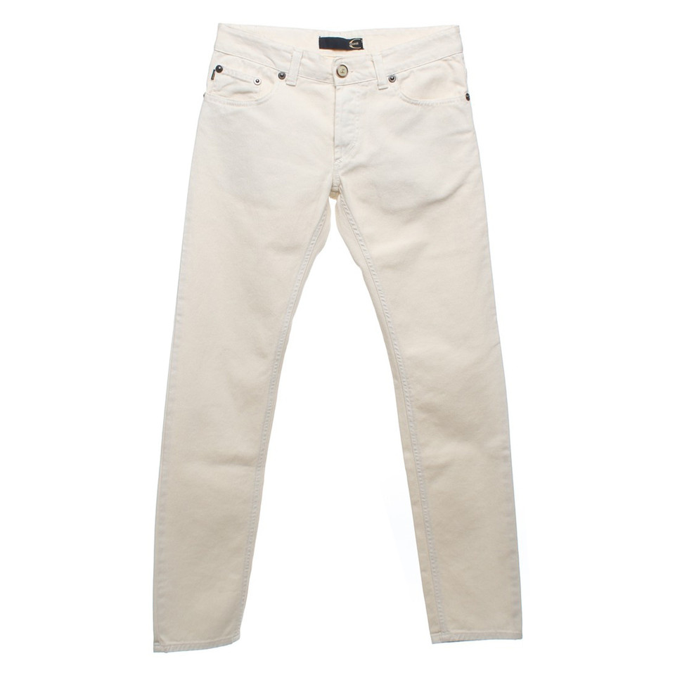 Just Cavalli Jeans in cream