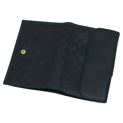 Gucci Wallet in midnight blue