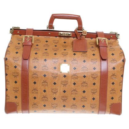 MCM Travel bag in Brown