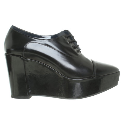 Robert Clergerie Wedges en noir