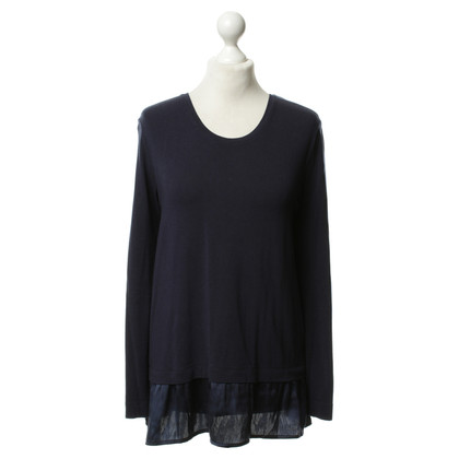 Riani Top in blu scuro
