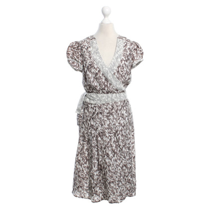 Stefanel Wrap dress with pattern