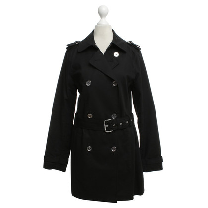 Michael Kors Trench coat in nero