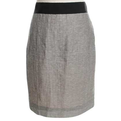 J. Crew Pencil skirt in bicolor