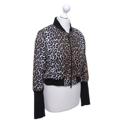 Elizabeth & James Jacke mit Animal-Print