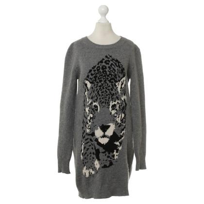 Stella McCartney Sweater with Leopard print