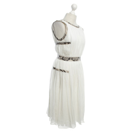 Diane von Furstenberg Dress in White