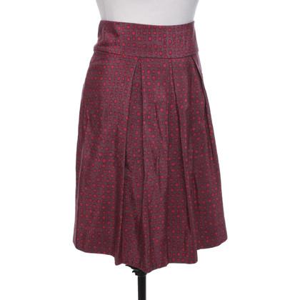 Other Designer Noa Noa - skirt with dot pattern