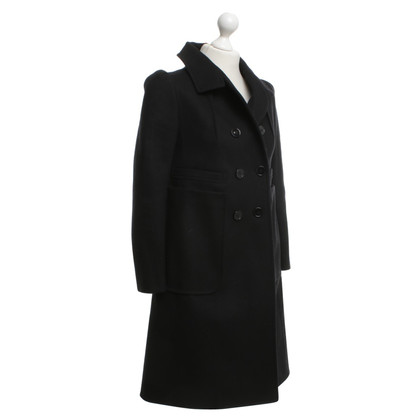 Carven Coat in zwart