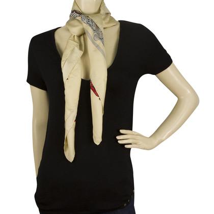 """Hermès Zijden sjaal """"Au Fil de la Soie"""""""