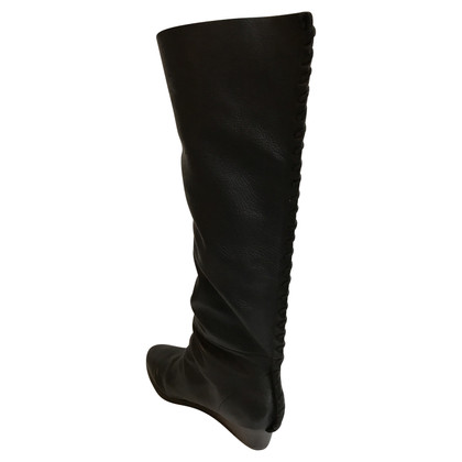 Michael Kors boot wedge brown