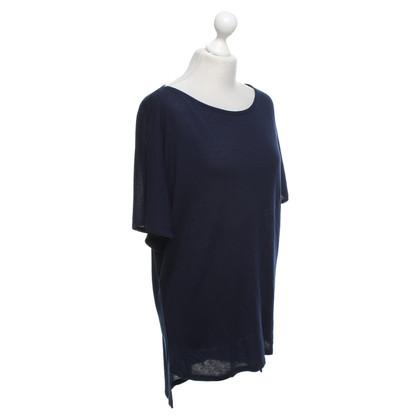 Patrizia Pepe maglione maglia in blu scuro