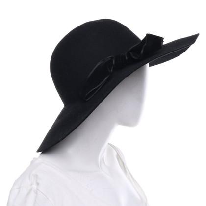 Lanvin Cappello in nero
