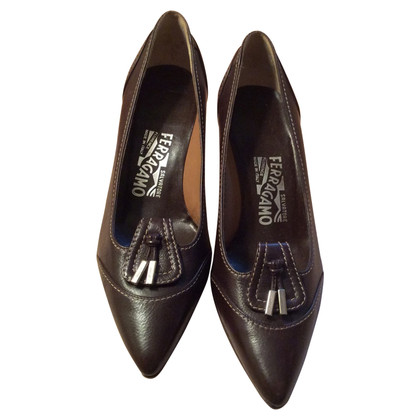 Salvatore Ferragamo Salvatore Ferragamo heeled shoes