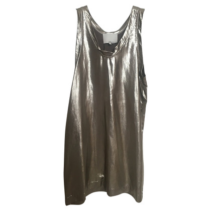 3.1 Phillip Lim top color argento