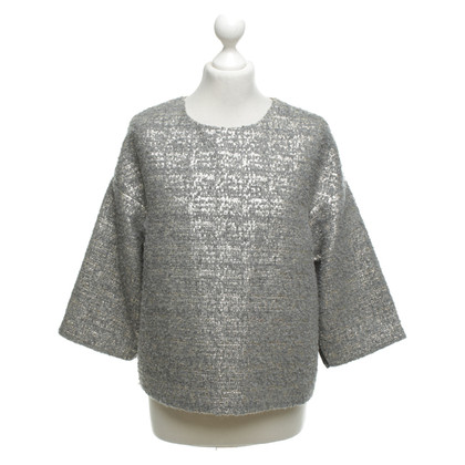 By Malene Birger Top in look metallico
