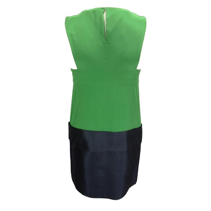 Groene jurk marc jacobs