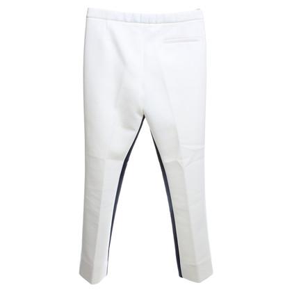 Prada Pantaloni con inserti