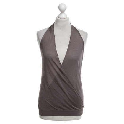 Hugo Boss top in brown