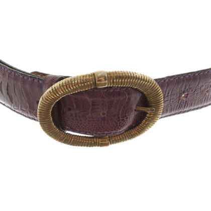 Reptile's House Belt from Reptilleder