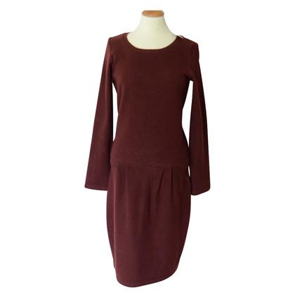 Humanoid Tailliertes Sweater-Kleid