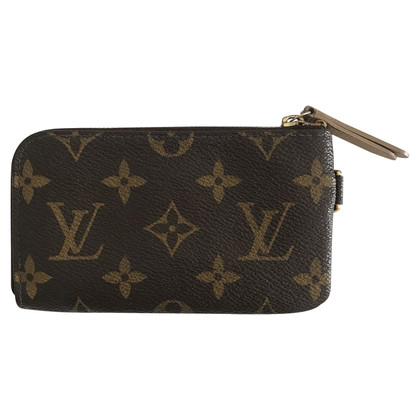 Louis Vuitton Portamonete e portachiavi Monogramma di Louis Vuitton
