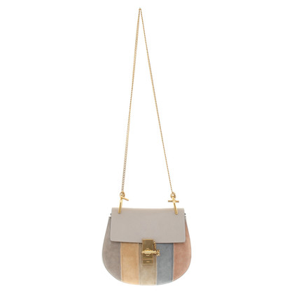 "Chloé ""Drew Bag"" in Beige"