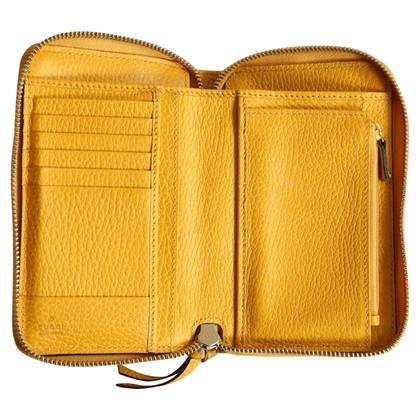 Gucci Portemonnee in geel