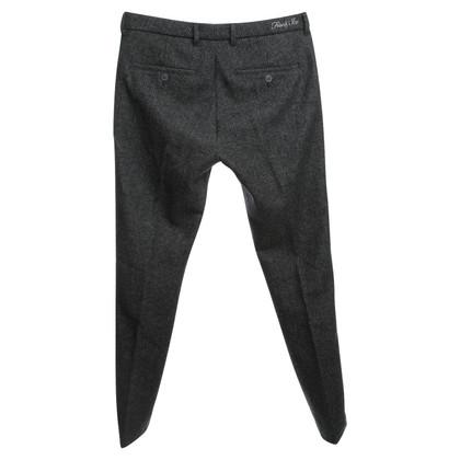 Bogner Pantaloni con spina di pesce