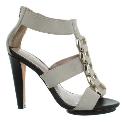 Reiss Sandals in beige