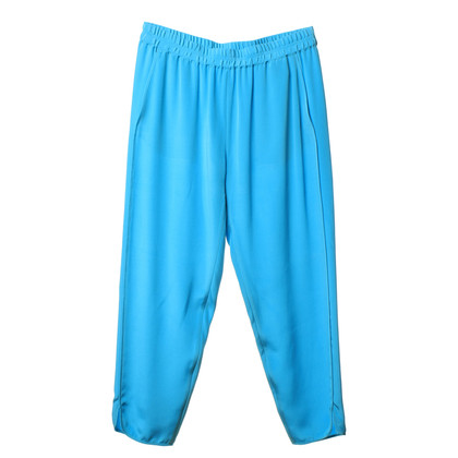 Iris von Arnim Pants in turquoise