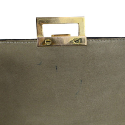 Hermès Handbag made of crocodile leather