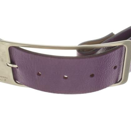 Strenesse Blue Belt in purple