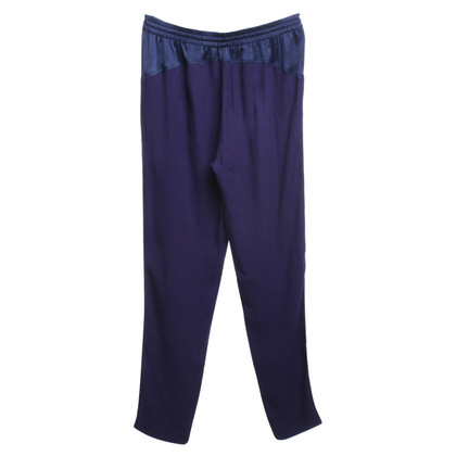 Rebecca Taylor Jogg Pants made of blended fabric