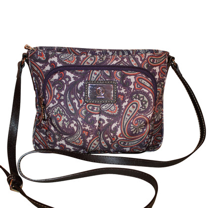 Bogner Bag with Paisley Muster