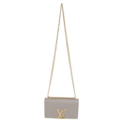 "Louis Vuitton ""Chain Louise"" in Beige"