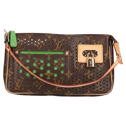"""Louis Vuitton """"Pochette Accessoires Monogram Perforated"""""""