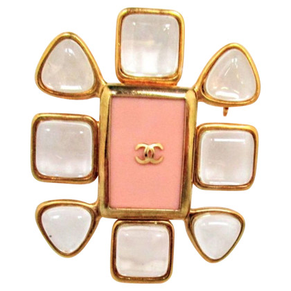 Chanel Verfraaid Broche 1996