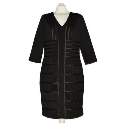 Barbara Schwarzer Black Dress