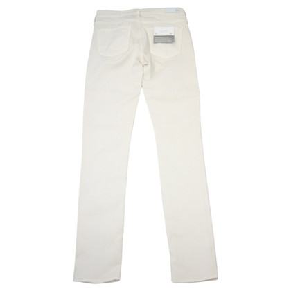 Adriano Goldschmied trousers in cream
