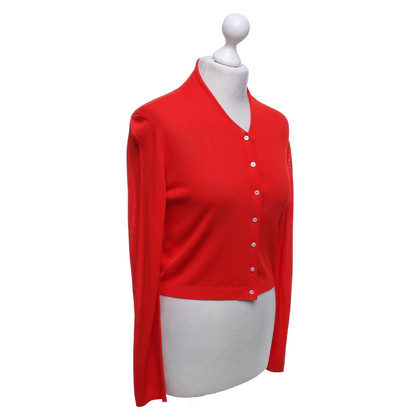Marc Cain Jerseyjas in rood