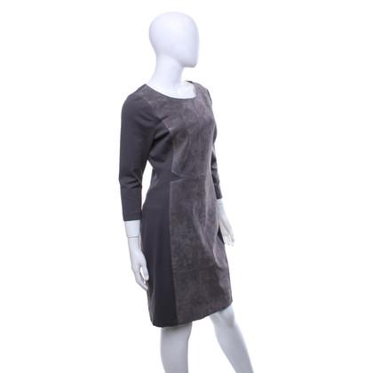 Andere Marke Mart Visser - Kleid mit Leder